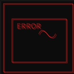 Cover of track Error by Solar Progeny