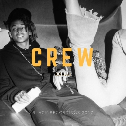Cover of track CREW by Kxnjji