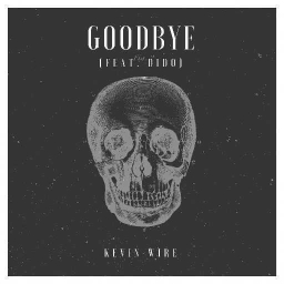 Cover of track Goodbye (Instrumental) by Kevin WiRE