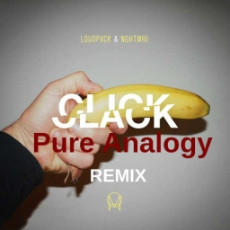 Cover of track LOUDPVCK & NGHTMRE - Click Clack {Pure Analogy Remix} by Pure Analogy