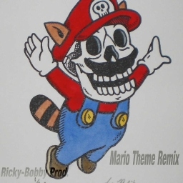 Cover of track Mario Theme Remix by Ricky-Bobby Prod.