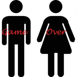 Cover of track Game Over. by Mahabi