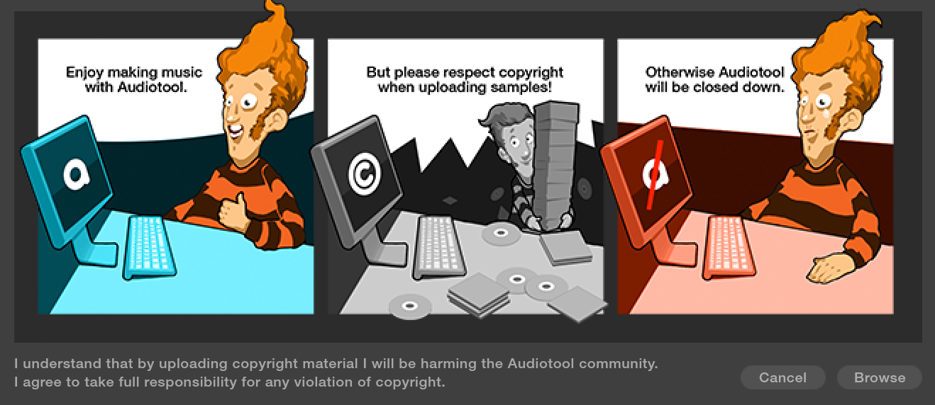Message Board - Chitchat - Copyright Infrigements - Why do