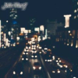 Cover of track Vibe City by Jahi Sharif