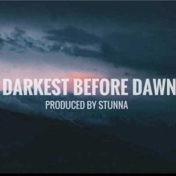Cover of track darkest before dawn WIP by STUNNA