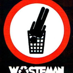 Cover of track Wasteman by SkyHigh