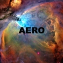 Cover of track nebula by ÆRO