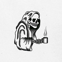 Cover of track DeAtH BrEw by (DMTLSD)