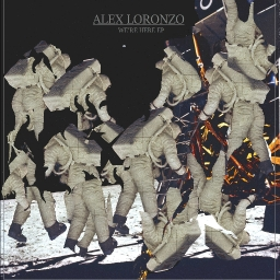 Cover of track Yeaa Bitch by ALEX LØRØNZØ