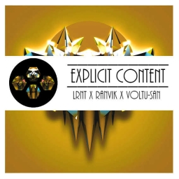 Cover of track explicit content by LRNT/Laurent  (LIGIEM)