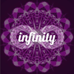 Cover of track Infinity by Caldonia