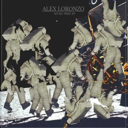 Cover of track Moon Dance by ALEX LØRØNZØ
