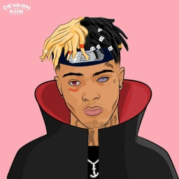 Cover of track XxxTentacion (Look At Me).Trap Remix feat Desiigner by DJVomero