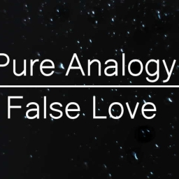 Cover of track False Love by Pure Analogy