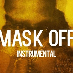 Cover of track Mask off by s4p WizKid