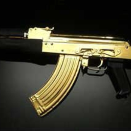 Cover of track AK 47 gold by n_s