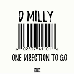Cover of track I Don't Give a Fuck [Prod. By Below Zero Music] by D-Milly2x (O.F.G)