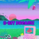 Cover of track 8-Bit Dreamz by George
