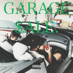 Cover of track GARAGE $ALE (FEAT. BRED) by e6n