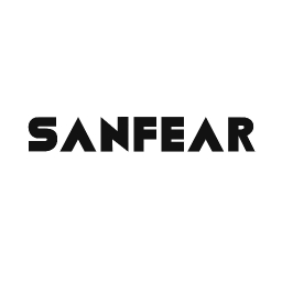 Cover of track :< by S A N F E A R