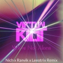 Cover of track Virtual Riot - We're Not Alone [Nich x Ranvik x Leeotrix Remix] by Nich
