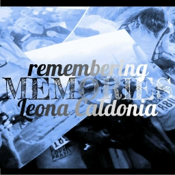 Cover of track Remembering Memories by Caldonia