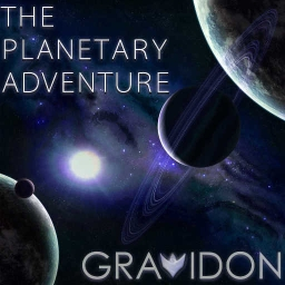 Cover of track The Indigo King by Gravidon