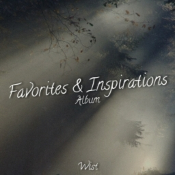 Cover of album Favorites & Inspirations by Wist [Back Bois]