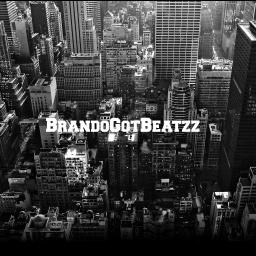 Cover of track Hard Times by BrandoGotBeatzz