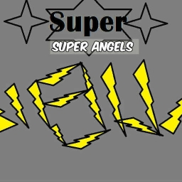 Cover of track SuperAngels (Super Album) by F3LR3X StudiO