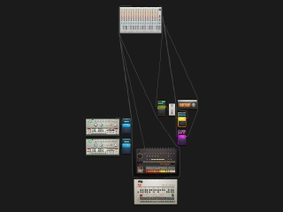 Cover of track Rookie Acid by youngboy24