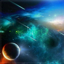 Cover of track space=sky by dj ronin