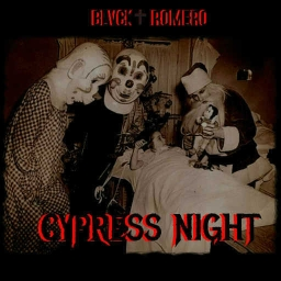 Cover of track CYPRESS NIGHT by BLVCK RVMERO