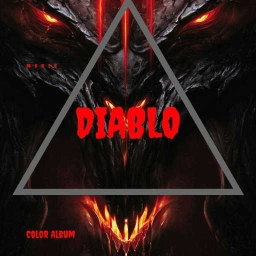 Cover of track DIABLO by Mouzestrosity ( revive)