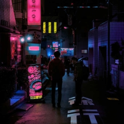 Cover of track Tokyo by 5aftermidnight