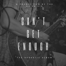 Cover of track Can't Get Enough by The Aries Kid