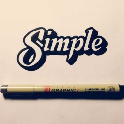 Cover of track simple by william_samuel