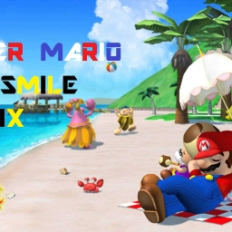 Cover of track SUPER MARIO REMIIX By IDJ SMILE by IDJ SMILE