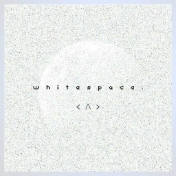 Cover of track Whitespace by Apollo Archives