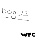 Cover of track bogus by DJwfc
