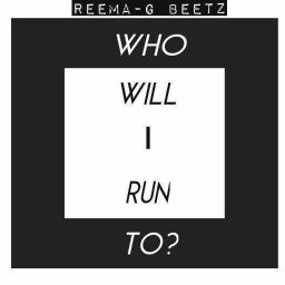 Cover of track Who Will I Run To? by ReeMah