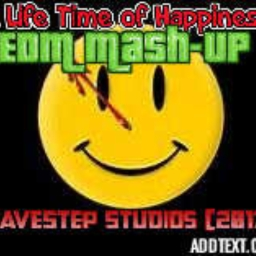 Cover of track A Life Time of Happiness by Cavestep Studios