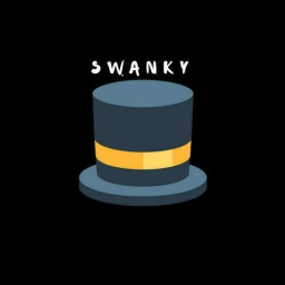 Cover of track Swanky by Snio, but frightning