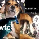 Cover of track wastemytim e by DJwfc