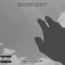 Cover of track The Only Way Is Up (prod. by Uli) by Young Tree
