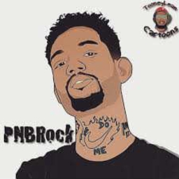 Cover of track pnb rock type beat by xSarcasm