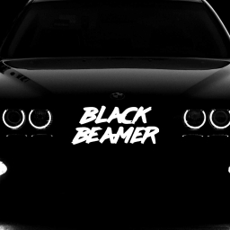 Cover of track Black Beamer by brendo