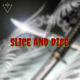 Cover of track Slice and Dice by (SAMPLE MAKING HAITUS)