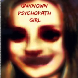 Cover of track unknown psychopath girl by V.V.G.