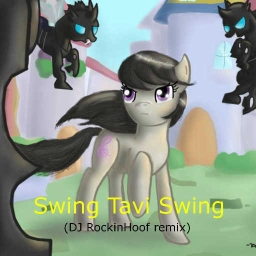 Cover of track Swing Tavi Swing remix by vinl Record